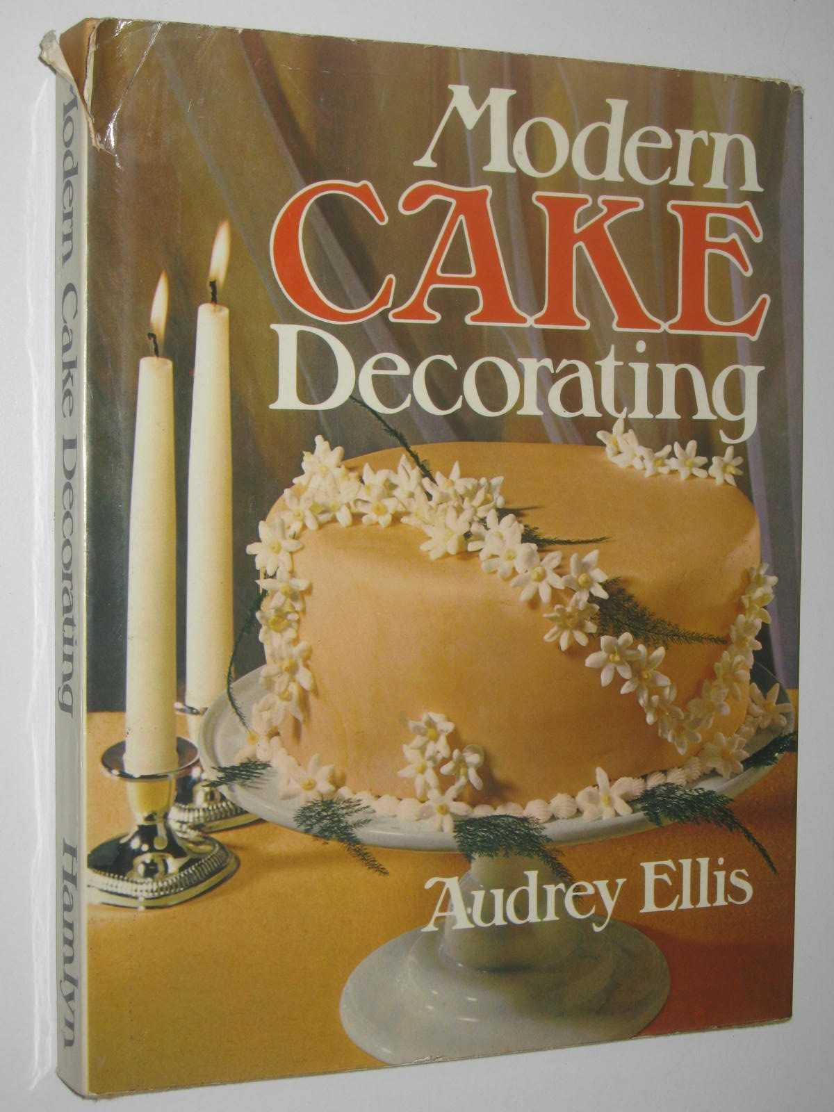Image for Modern cake decorating