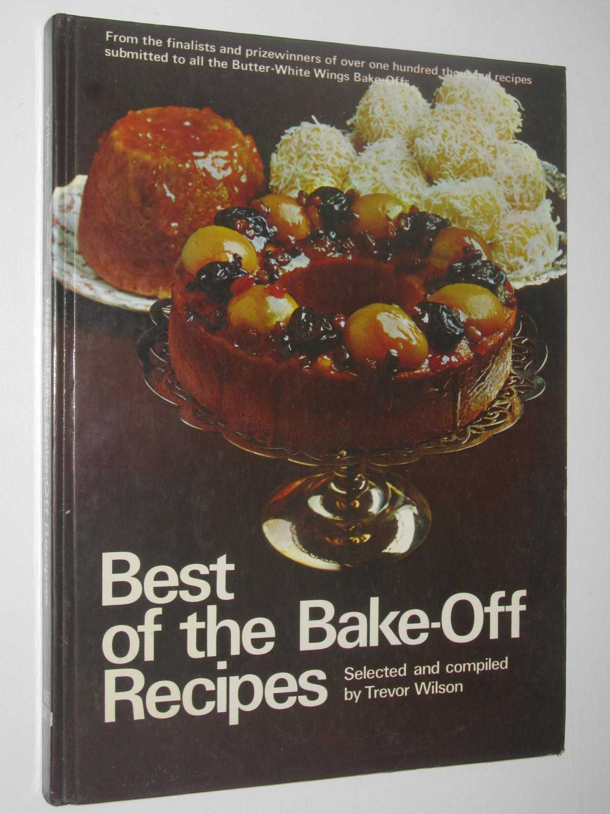 Image for Best Of The Bake-Off Recipes