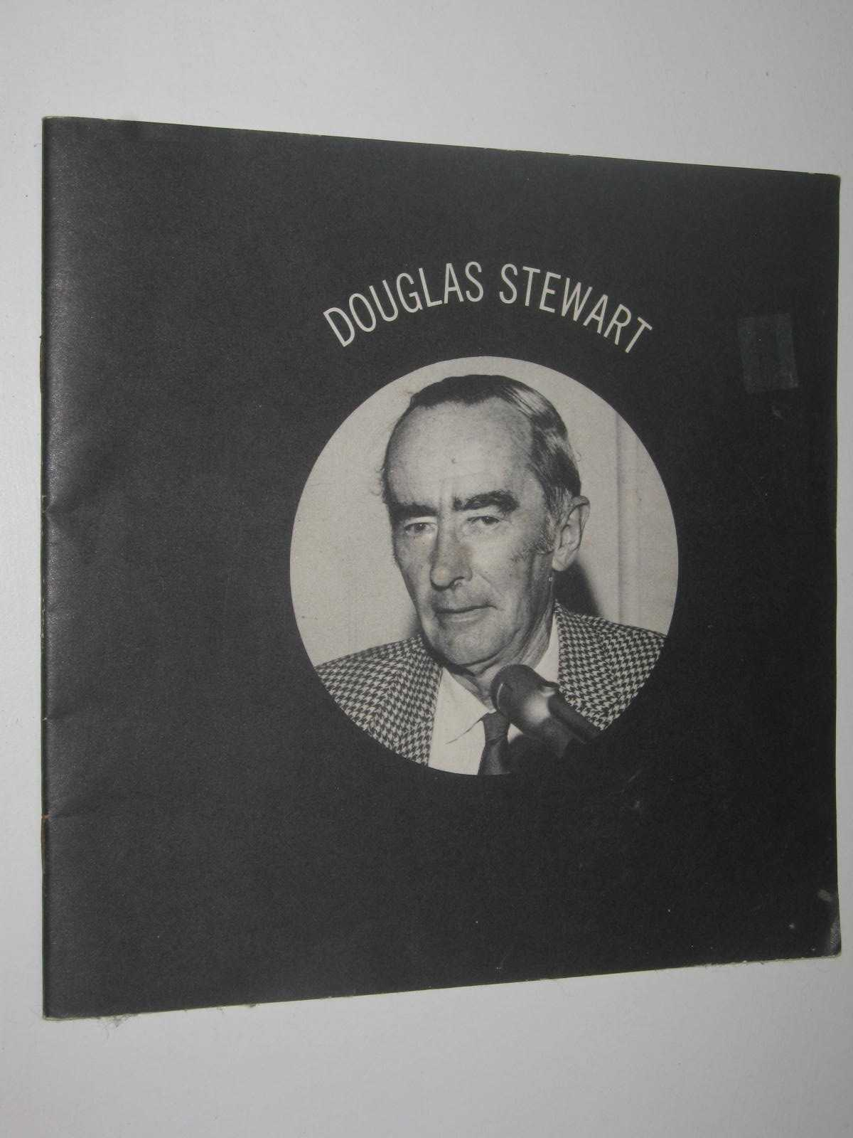 Image for Douglas Stewart - Poets On Record Series #6