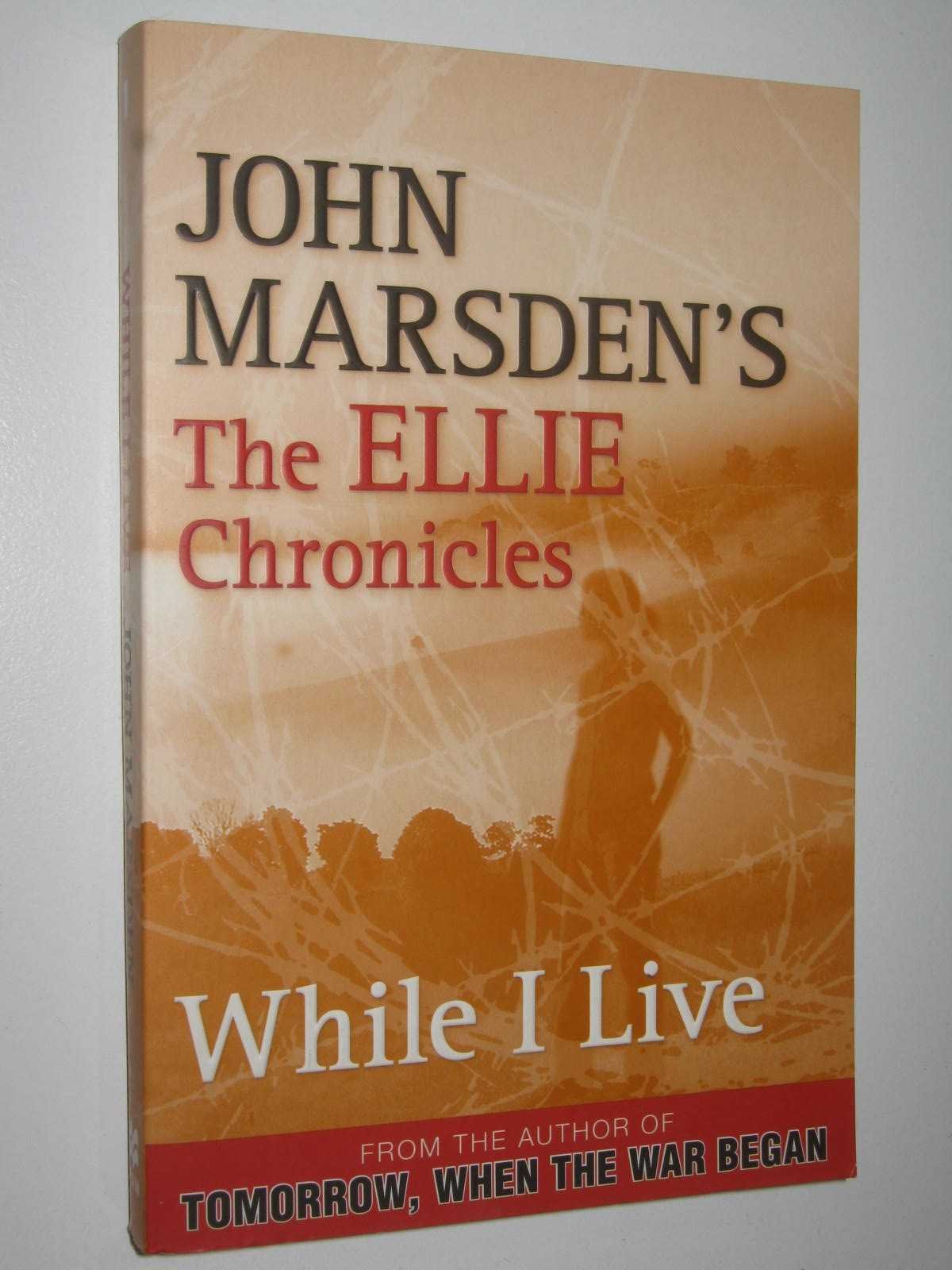 Image for While I Live - The Ellie Chronicles #1