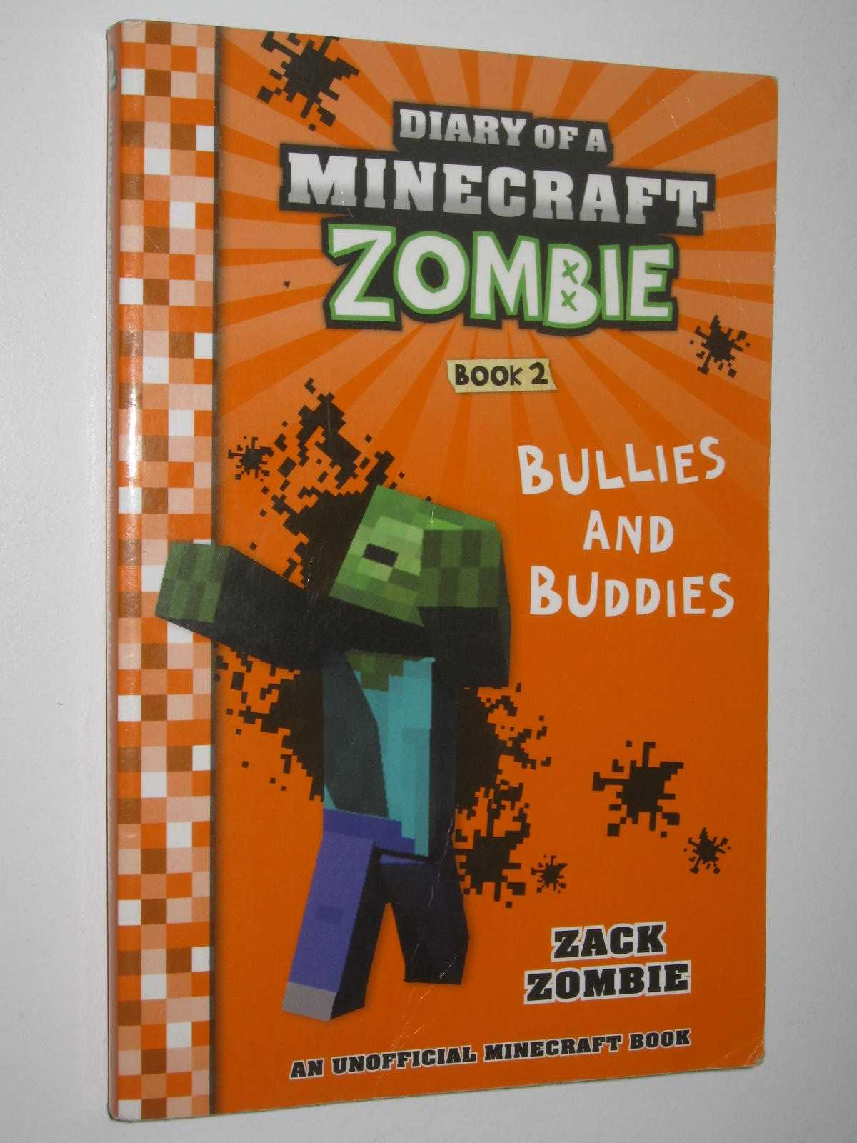 Image for Bullies and Buddies - Diary of a Minecraft Zombie Series #2