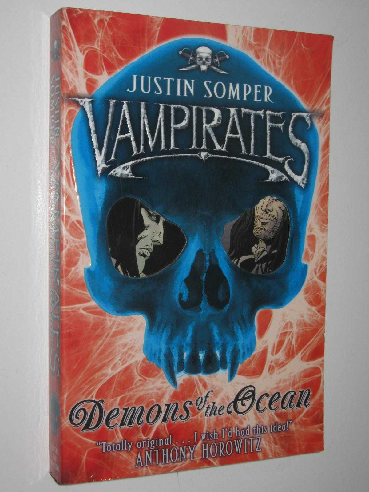 Image for Demons of the Ocean - Vampirates Series #5