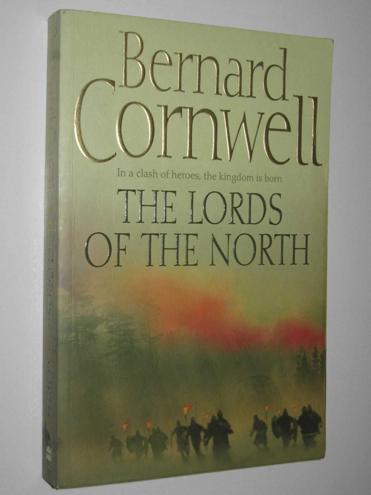 Image for The Lords of the North - The Saxon Stories Series #3