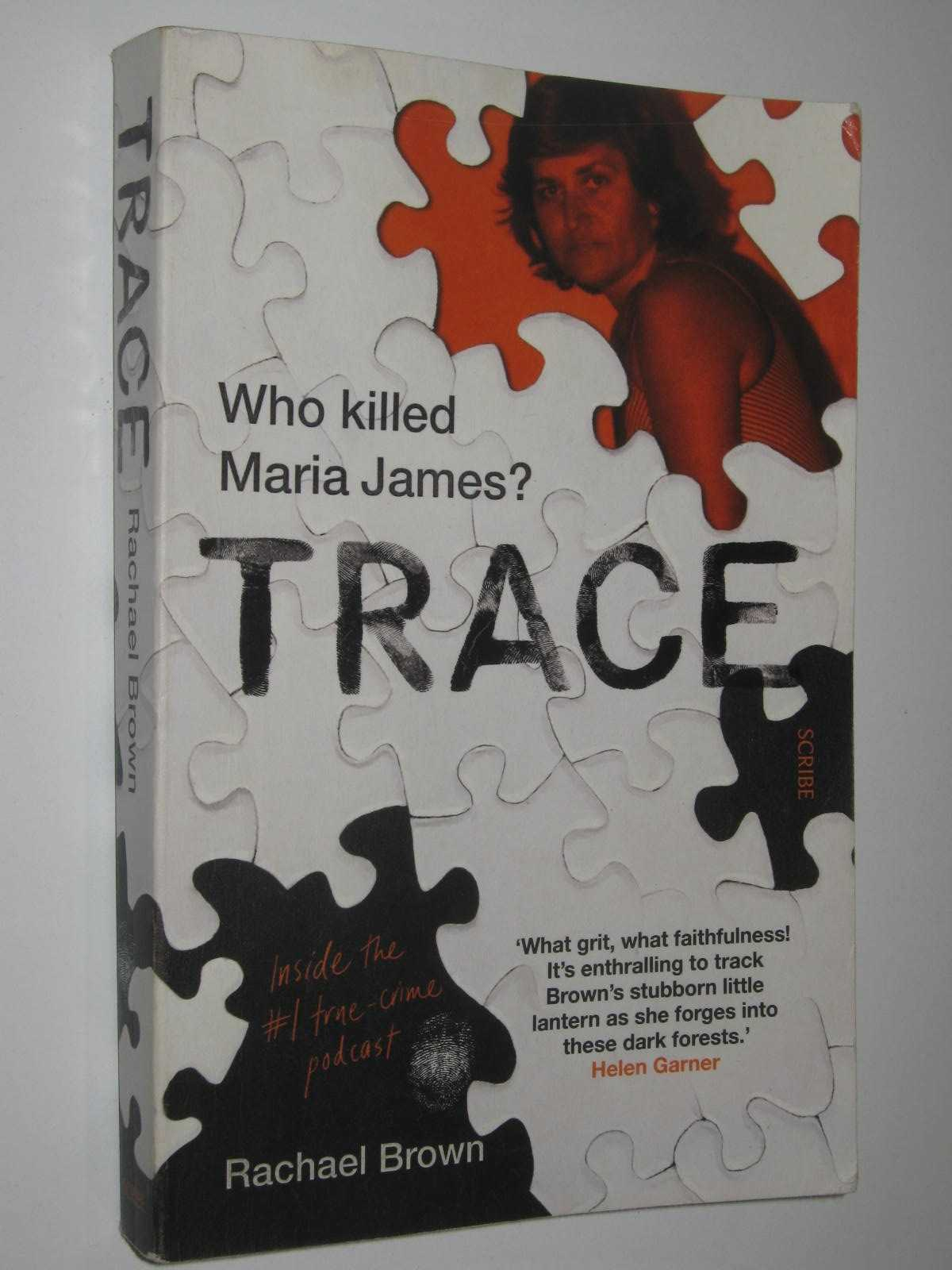 Image for Trace : Who Killed Maria James?