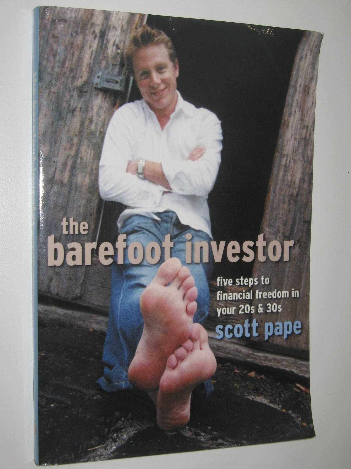 Image for The Barefoot Investor
