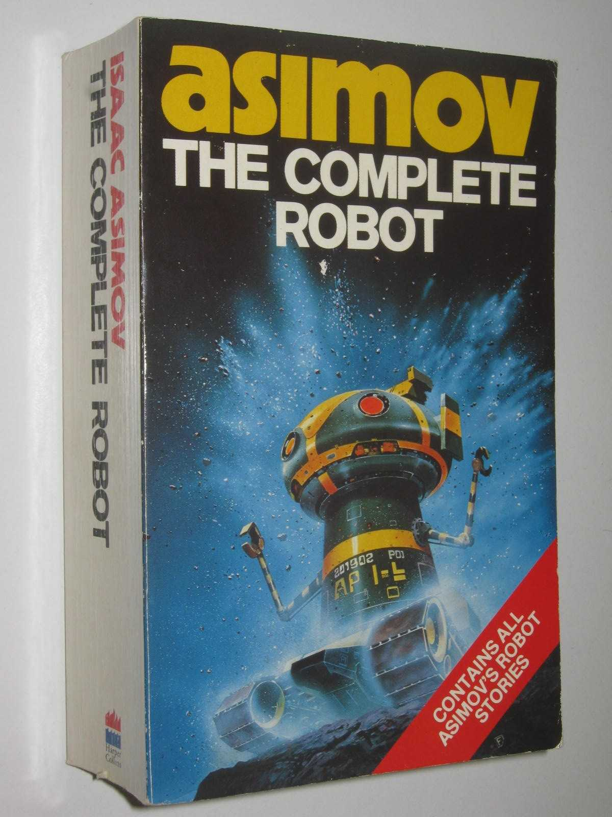 Image for The Complete Robot