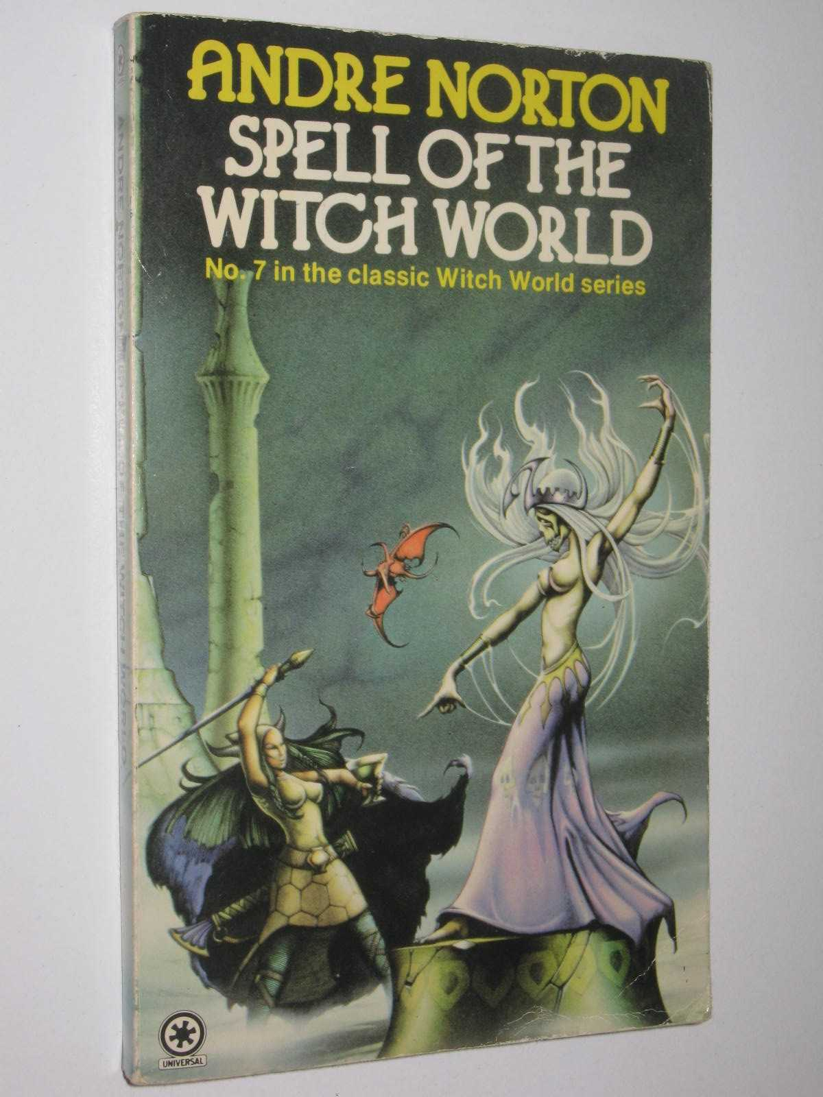 Image for Spell Of The Witch World - Witch World Series #7