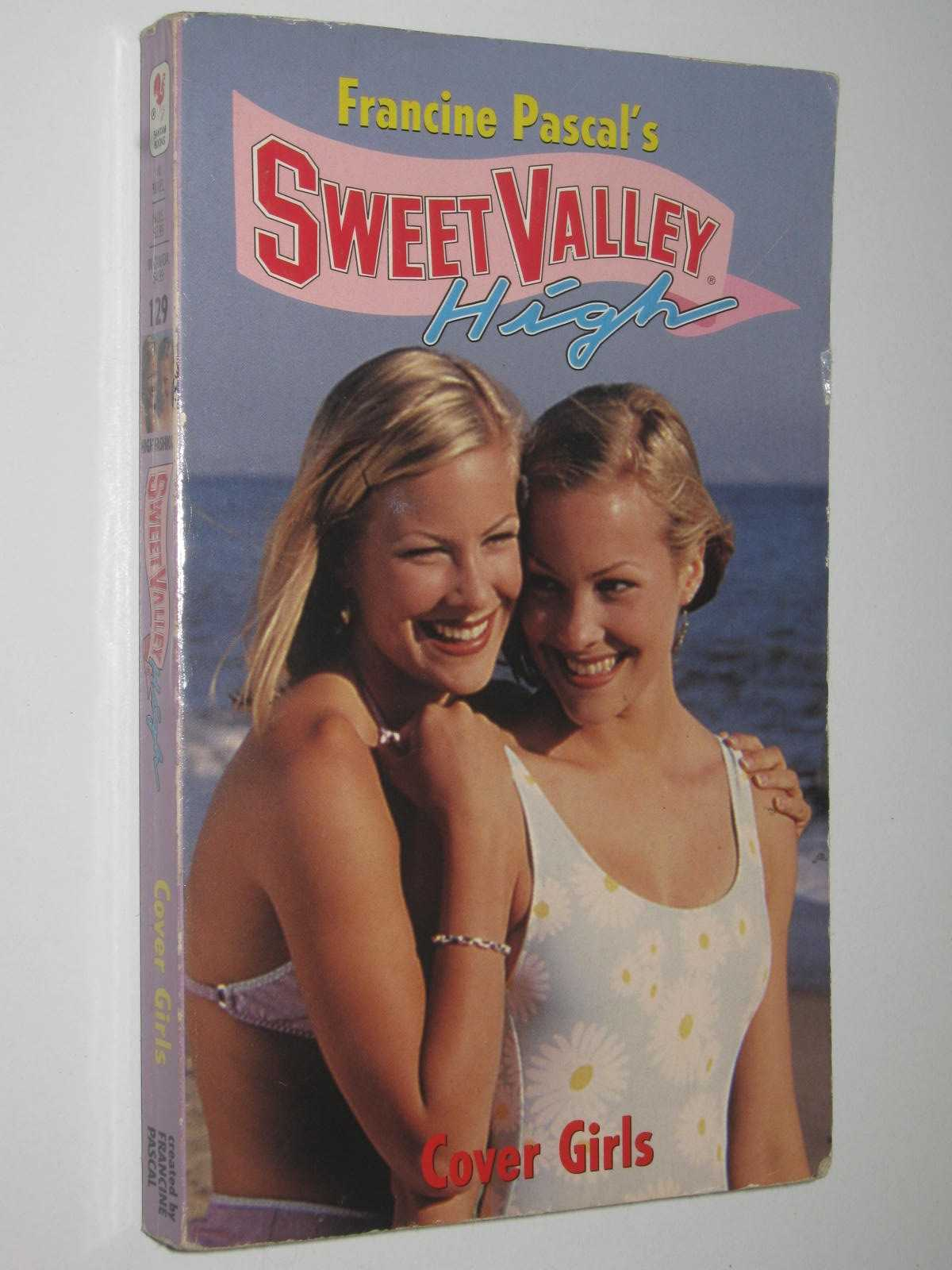 Image for Cover Girls - Sweet Valley High Series #129