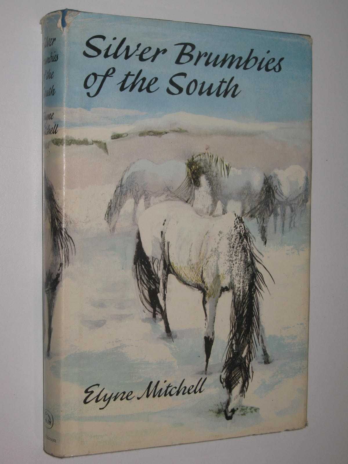 Image for Silver Brumbies of the South