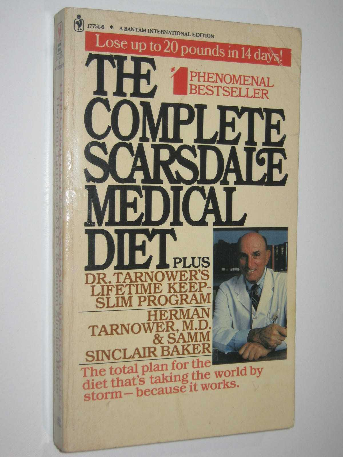 Image for The Complete Scarsdale Medical Diet