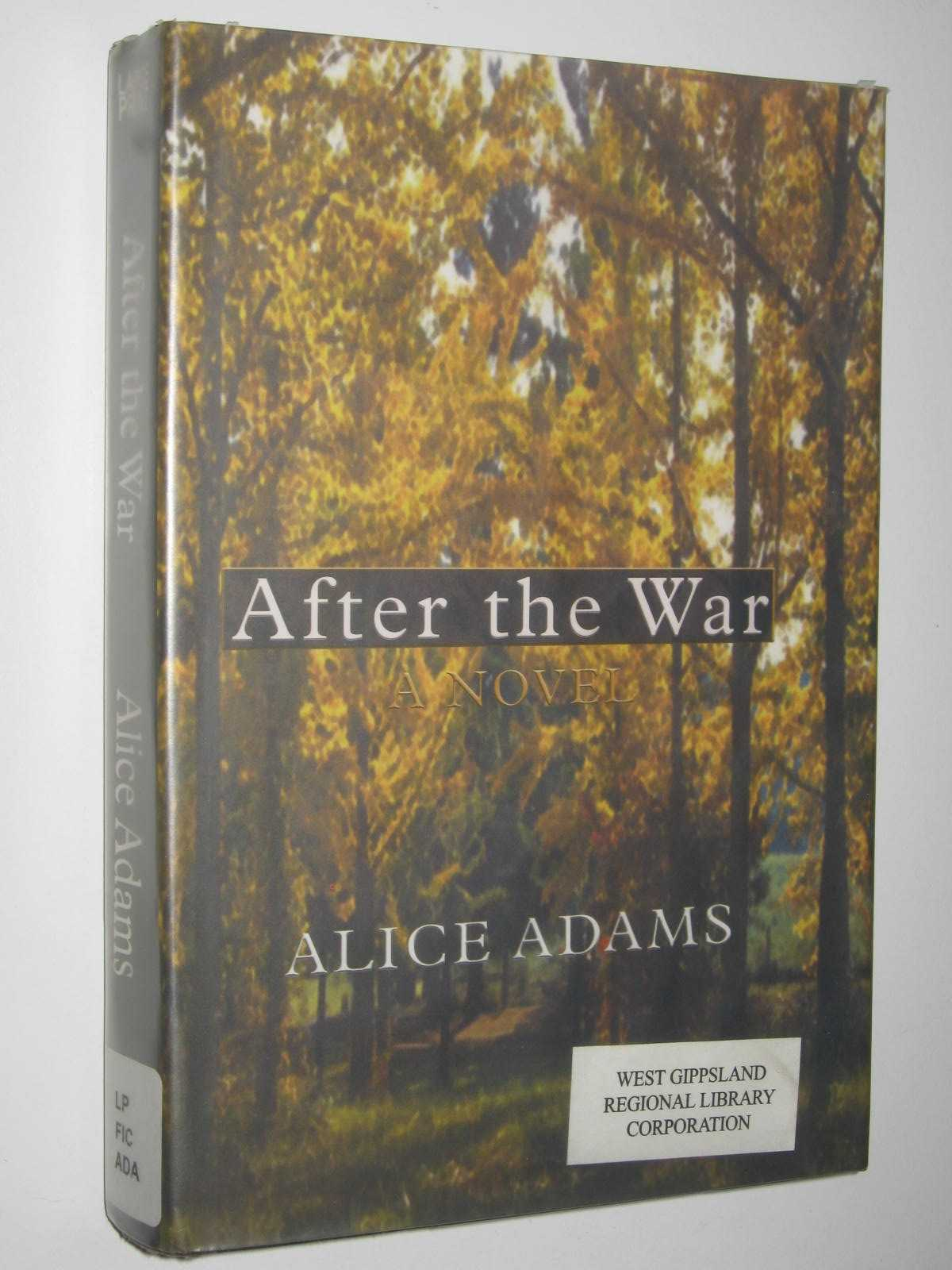 Image for After The War