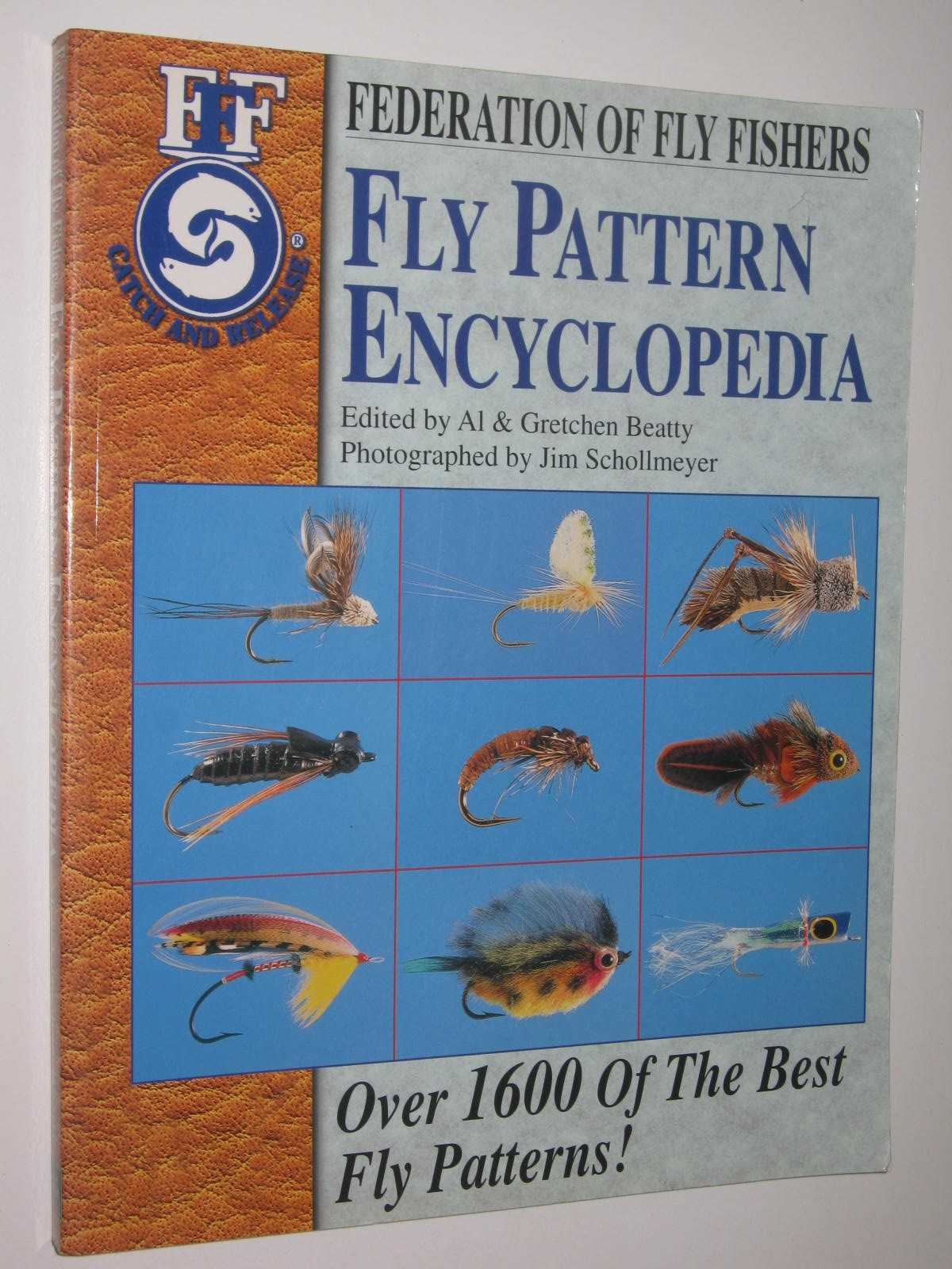 Image for Fly Pattern Encyclopedia