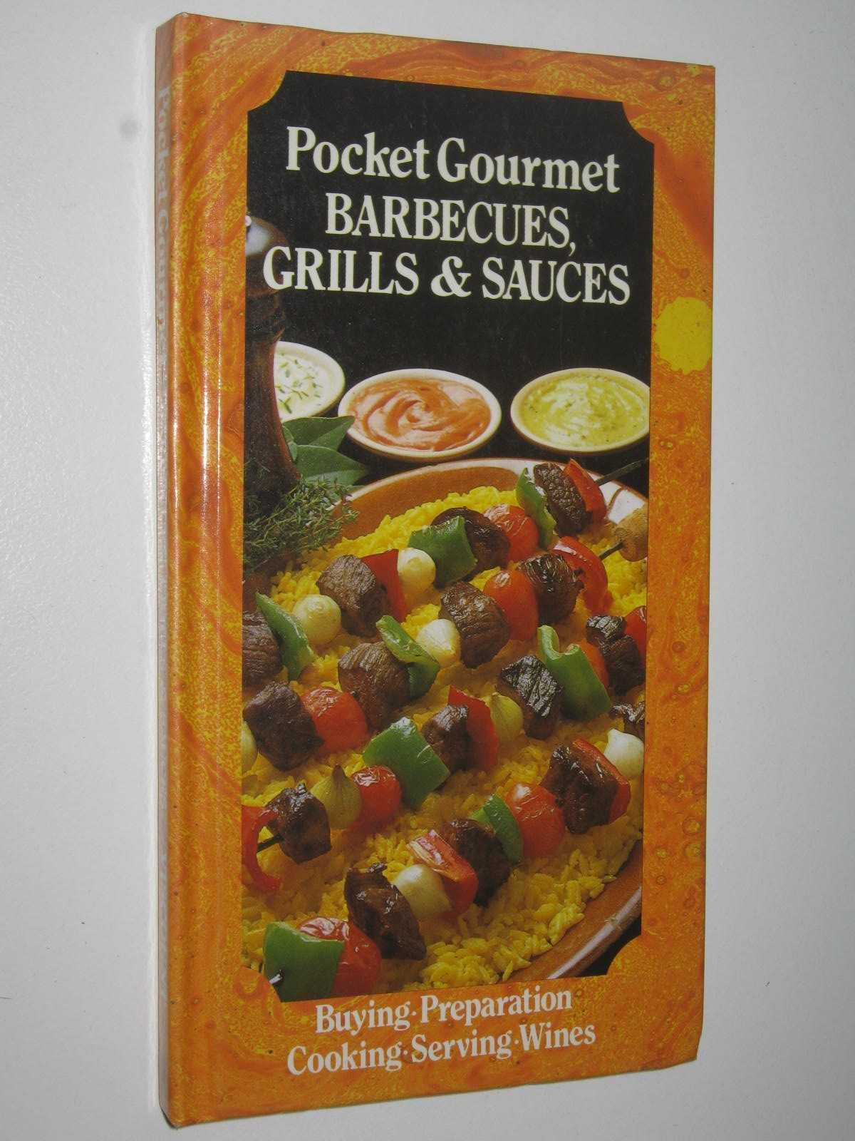 Image for Pocket Gourmet Barbecues, Grills & Sauces