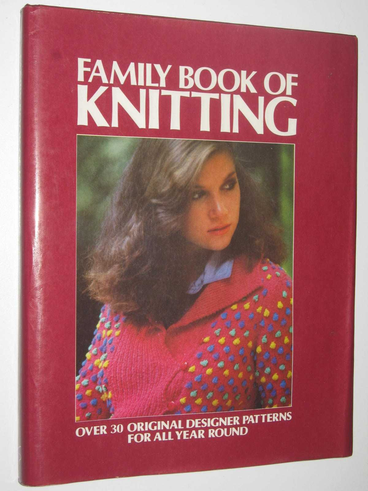 Image for Family Book Of Knitting