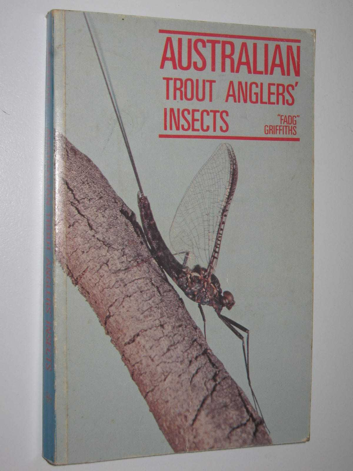 Image for Australian Trout Anglers' Insects