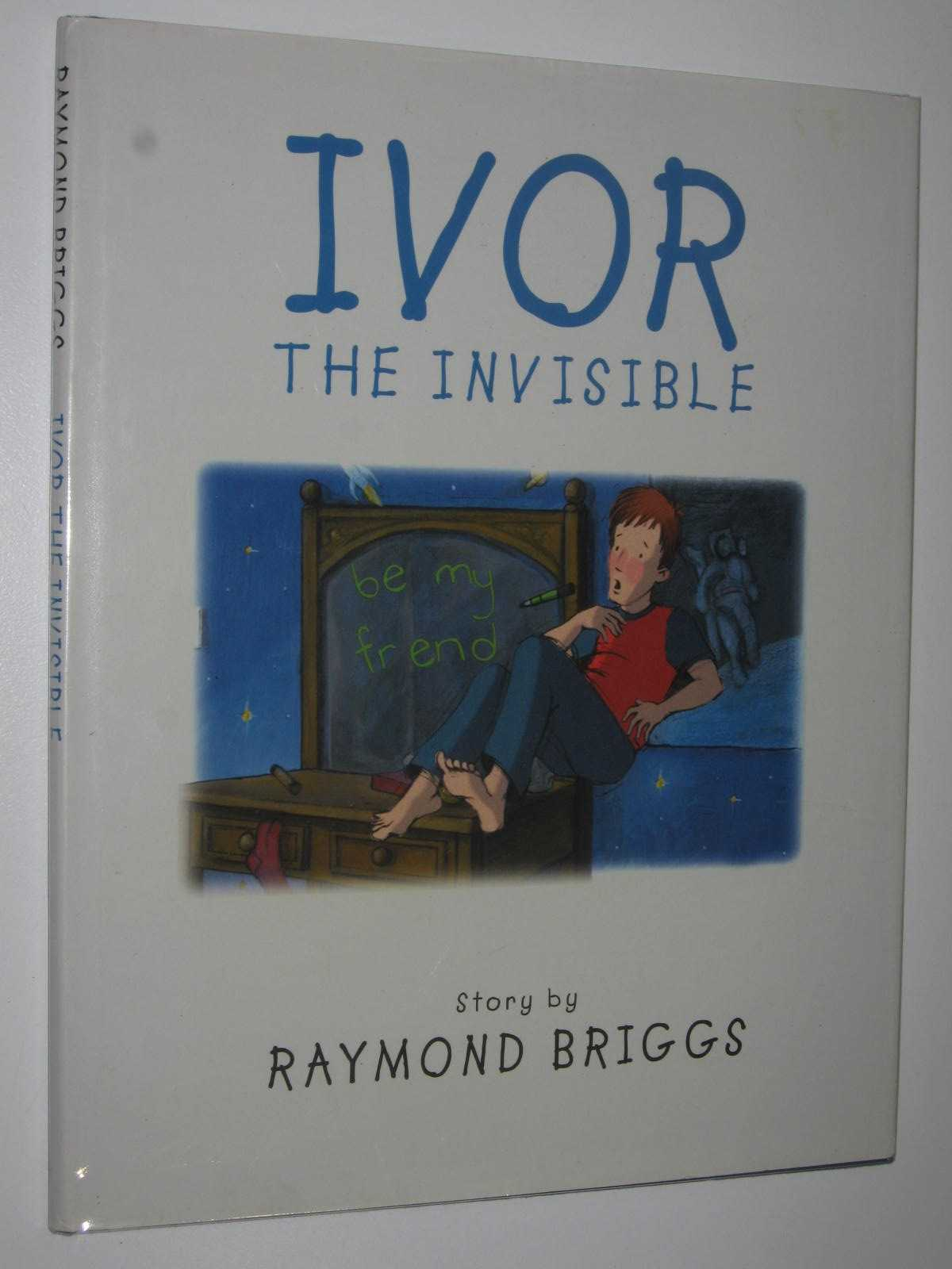 Image for Ivor the Invisible