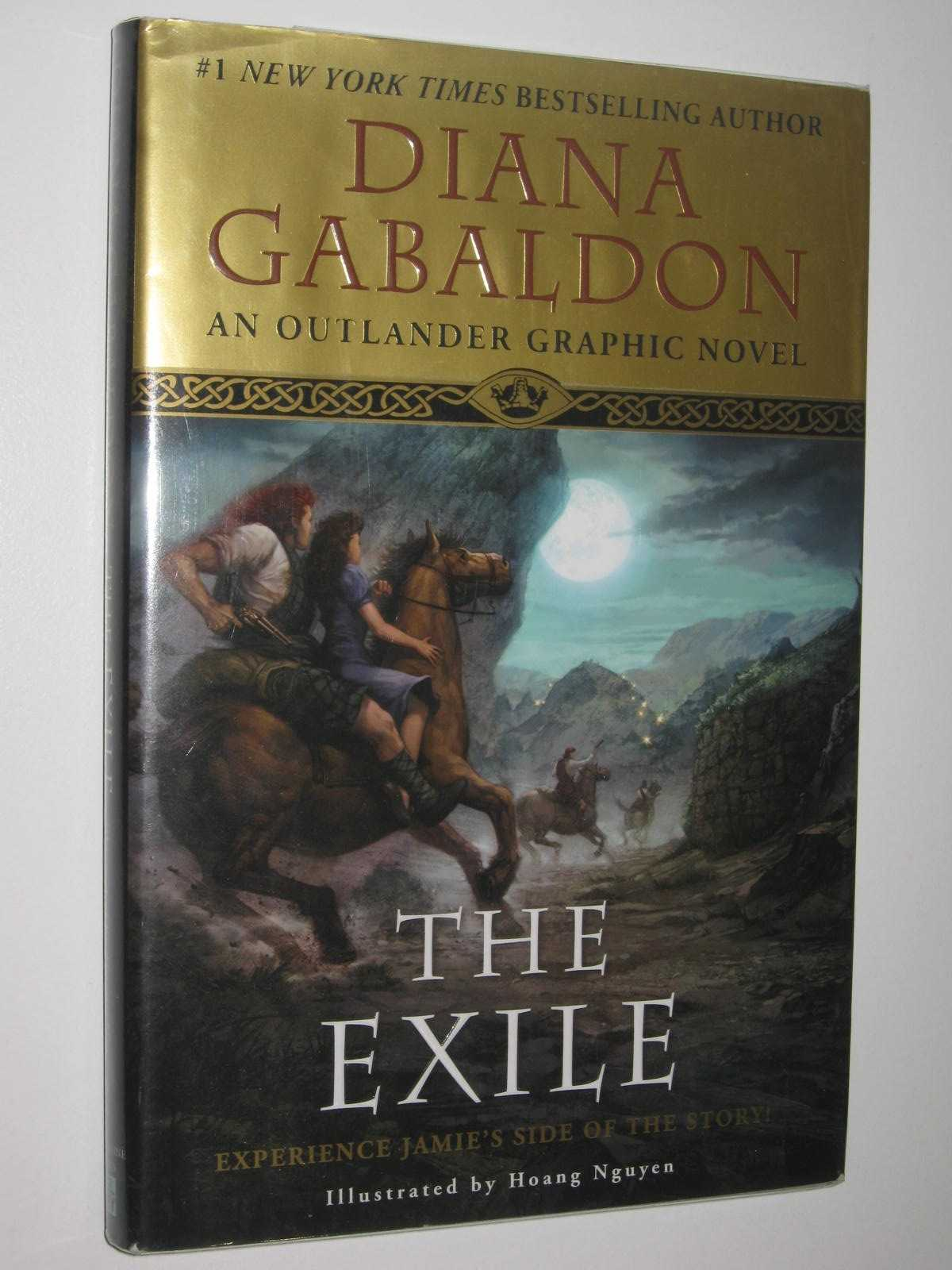 Image for The Exile : An Outlander Graphic Novel