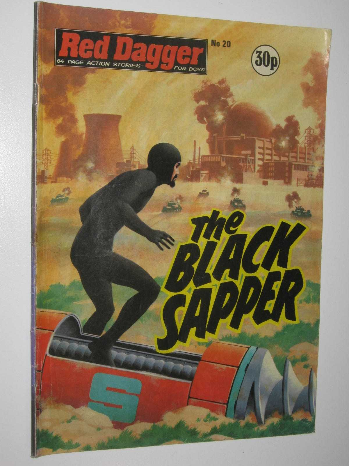 Image for Red Dagger No. 20: The Black Sapper : 64 Page Action Stories for Boys