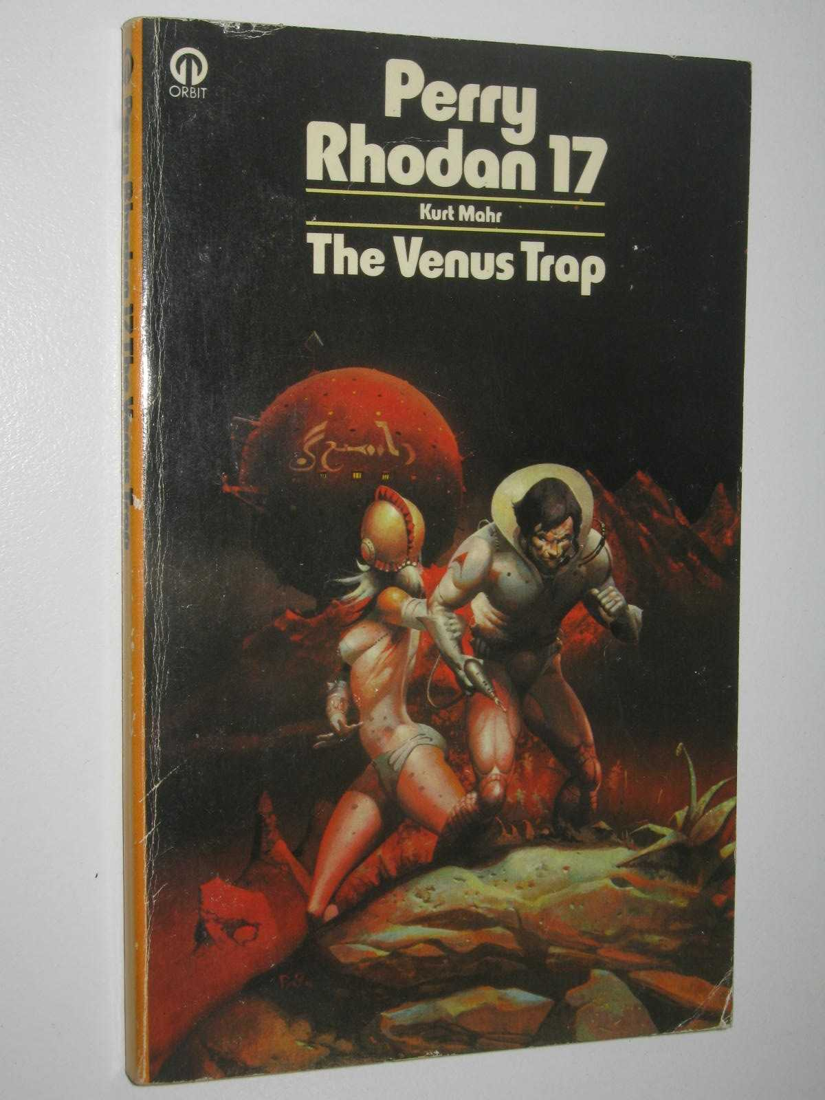 Image for The Venus Trap - Perry Rhodan Series #17