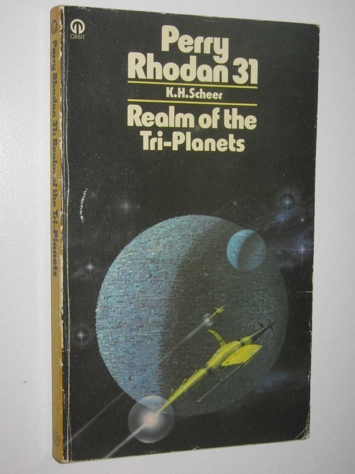 Image for Realm of the Tri-Planets - Perry Rhodan Series #31