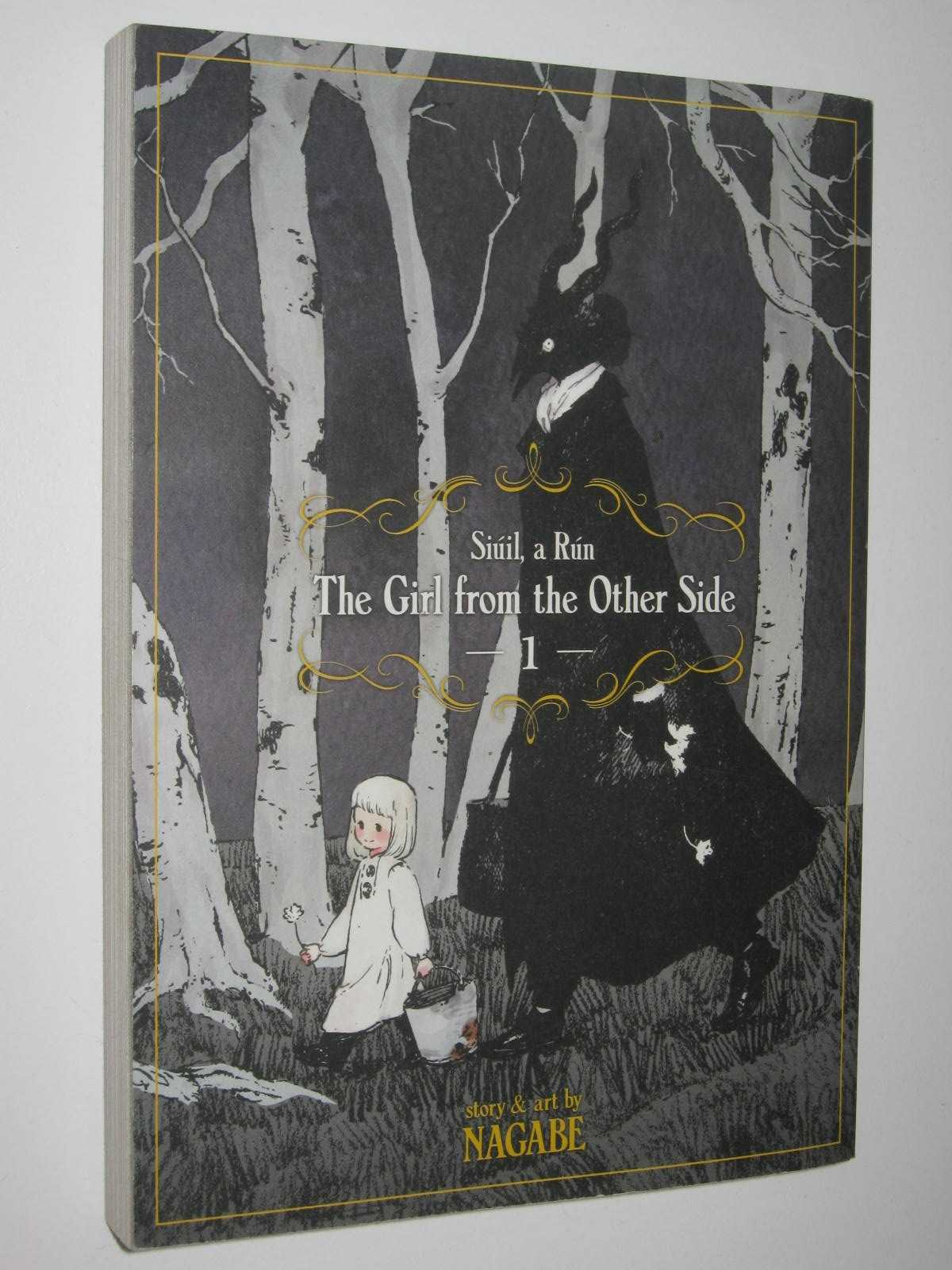 Image for The Girl from the Other Side - Siuil, a Run Series #1