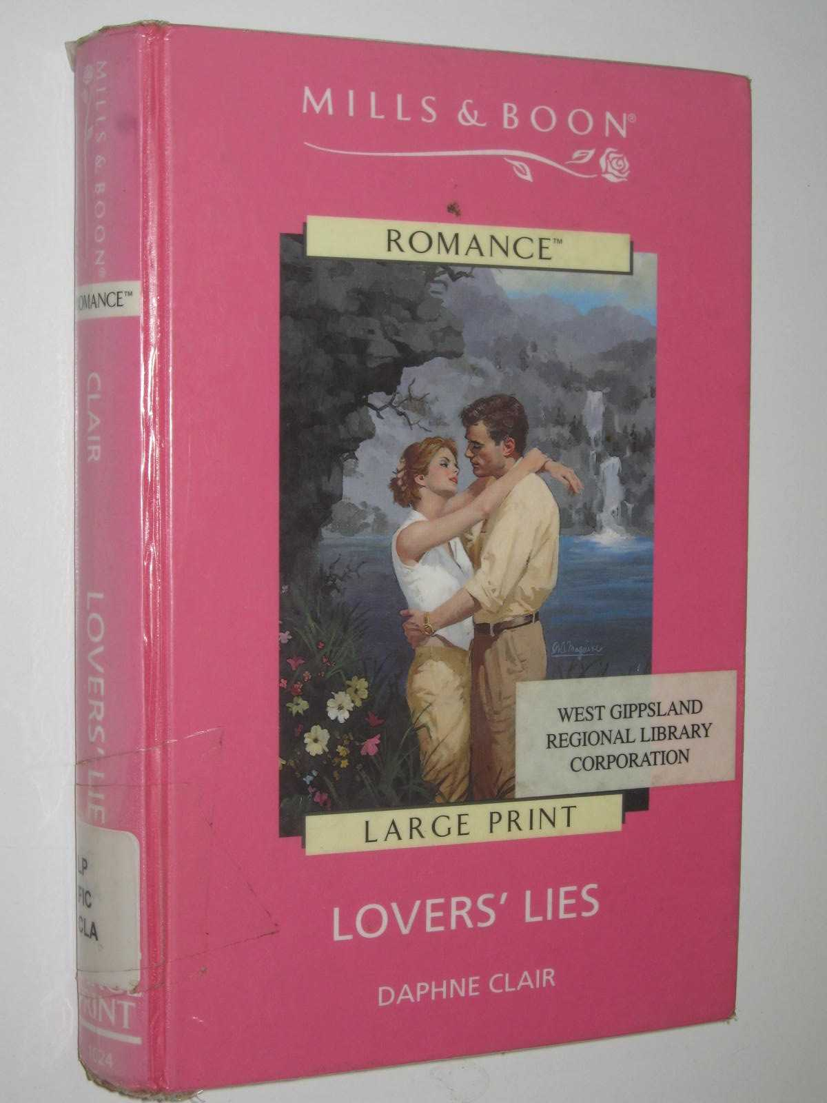 Image for Lover's Lies