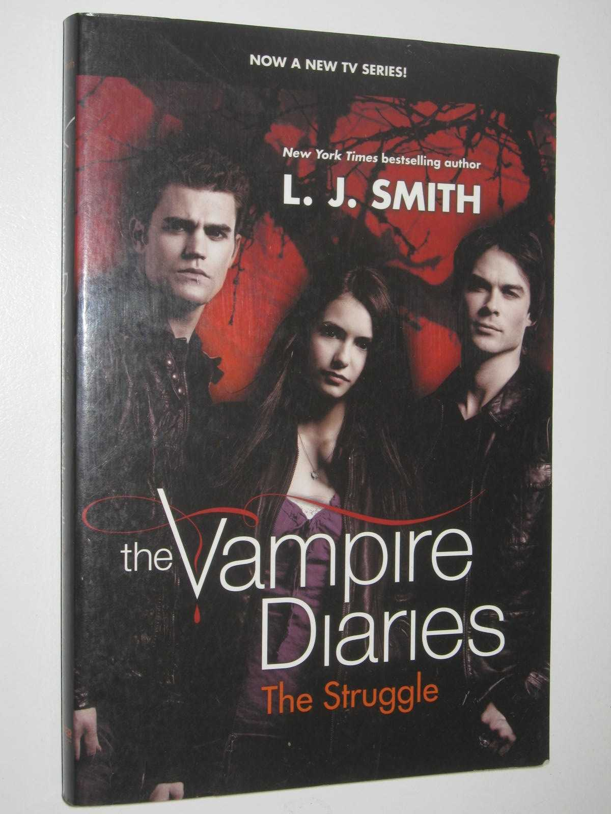 Image for The Struggle - The Vampire Diaries Series
