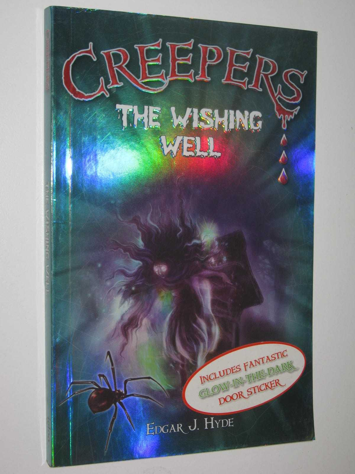 Image for The Wishing Well - Creepers Series