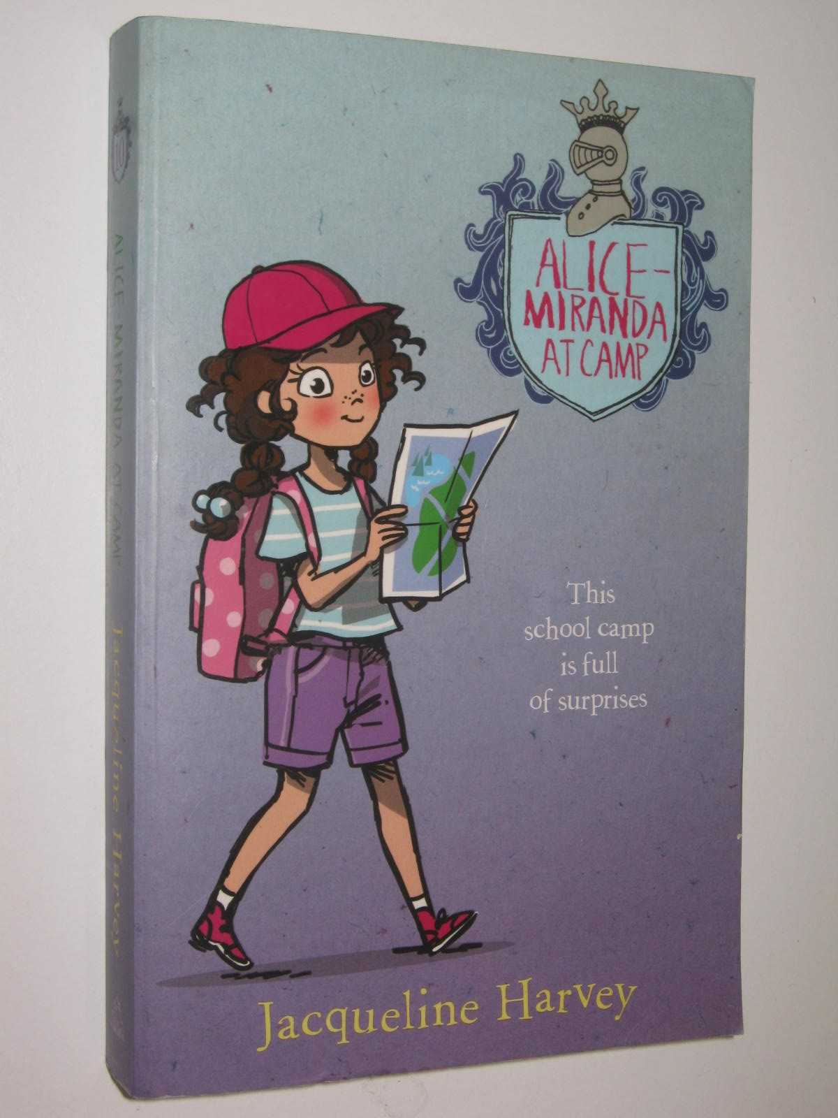 Image for Alice Miranda At Camp