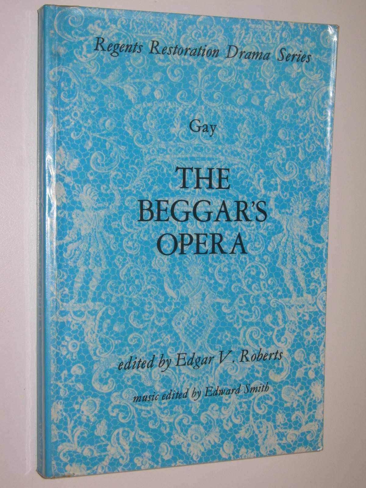 Image for The Beggar's Opera - Regents Restoration Drama Series Series