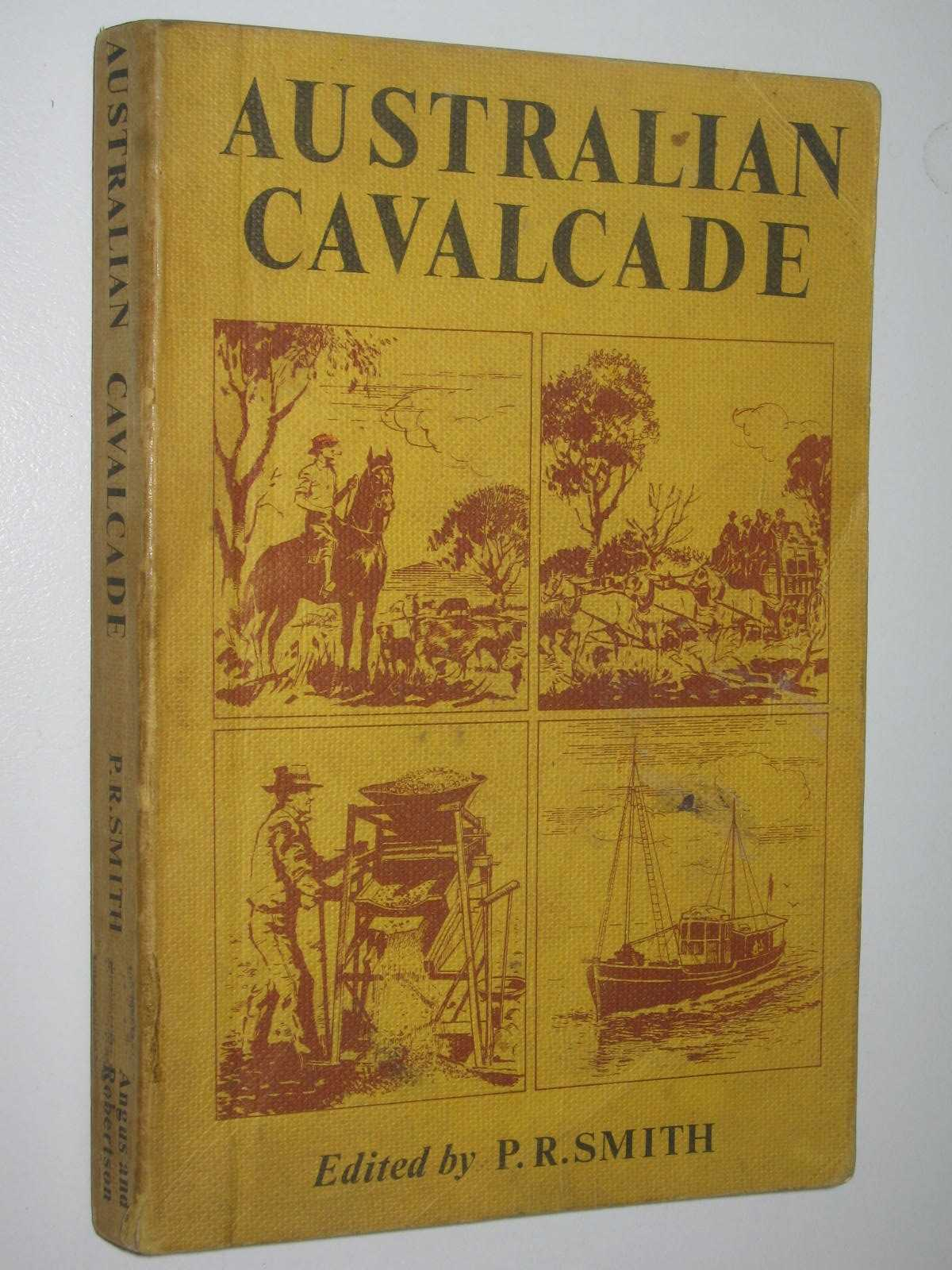 Image for Australian Cavalcade