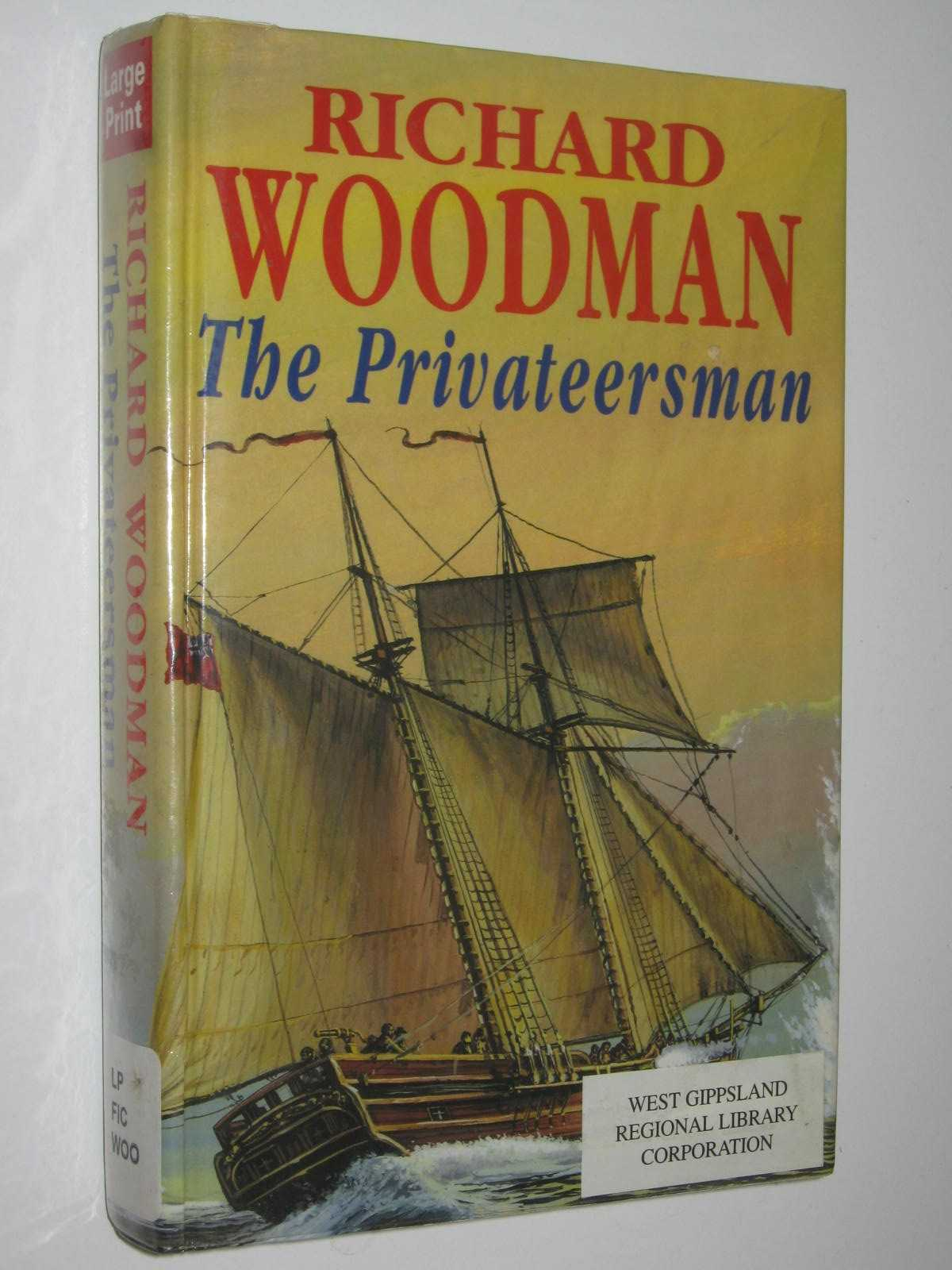 Image for The Privateersman