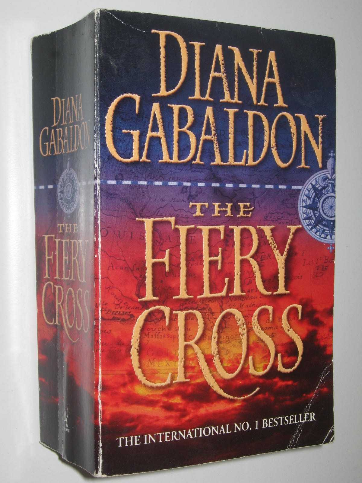 Image for The Fiery Cross - Outlander Series #5