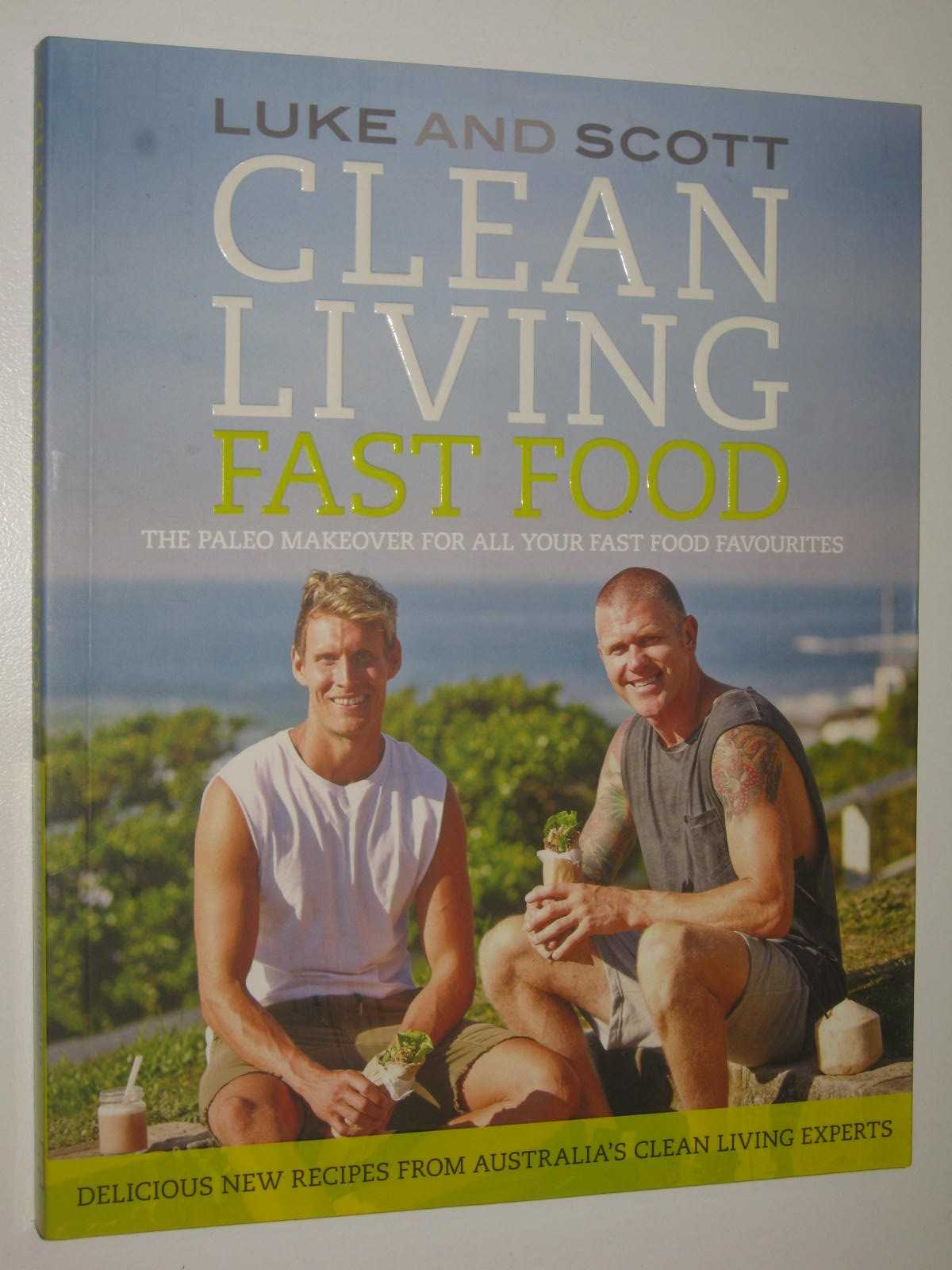 Image for Clean living Fast Food