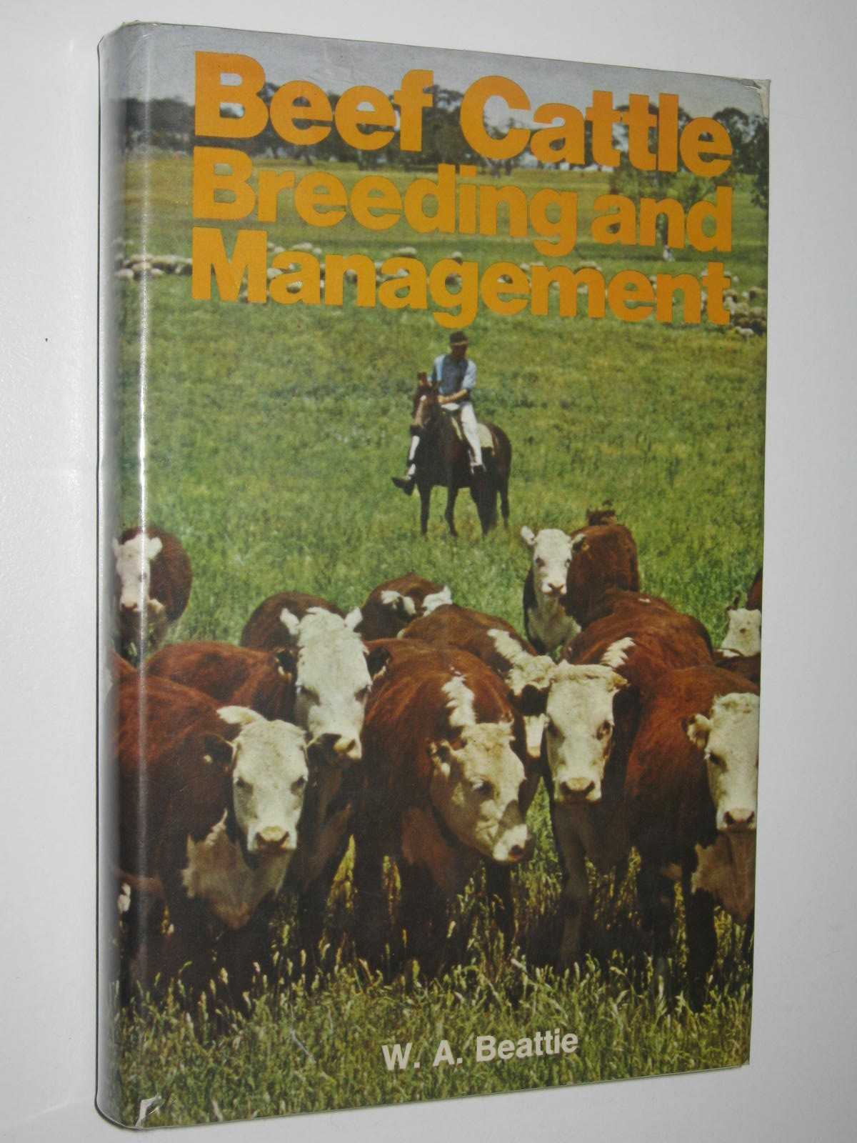 Image for Beef Cattle Breeding and Management