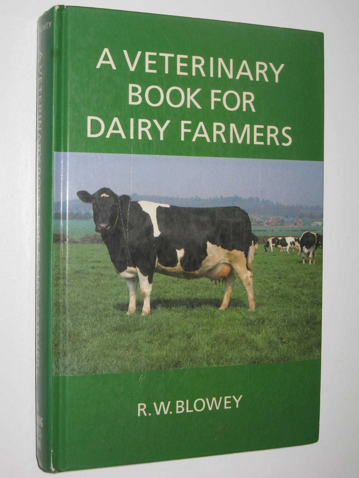 Image for A Veterinary Book for Dairy Farmers