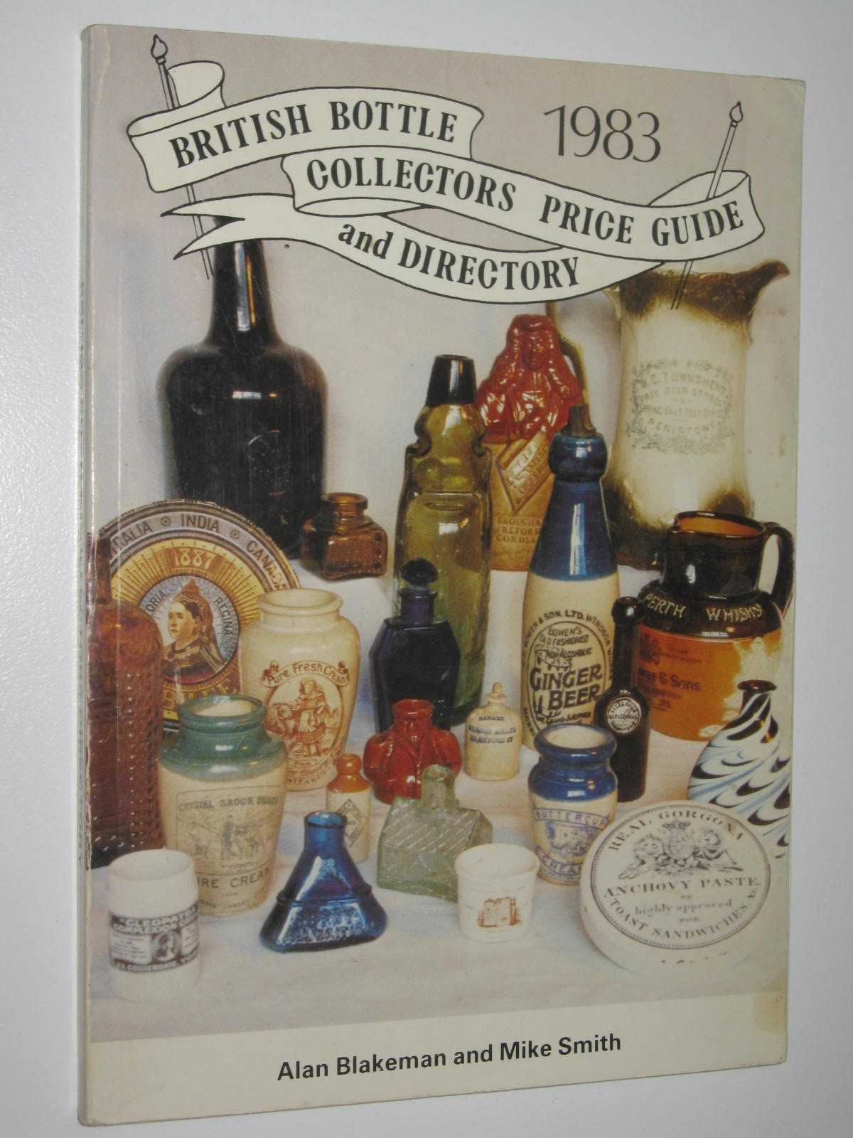 Image for British Bottle Collectors Price Guide and Directory 1983