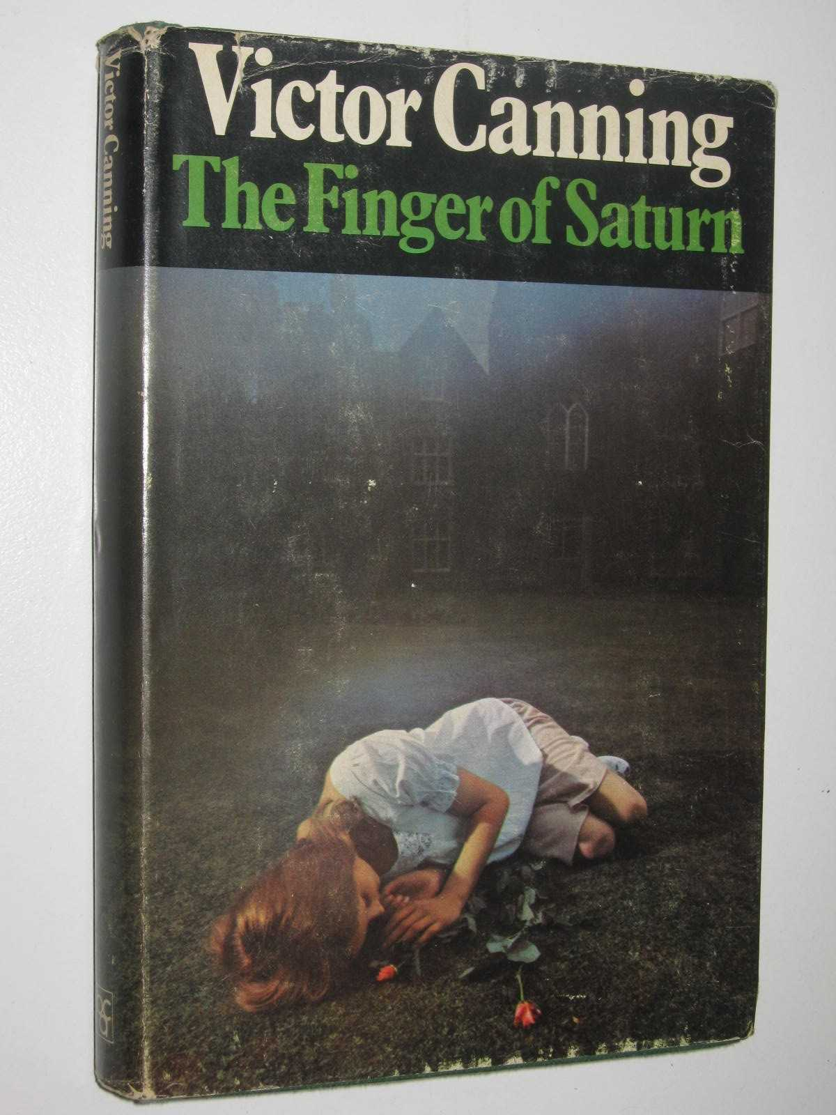 Image for The Finger of Saturn