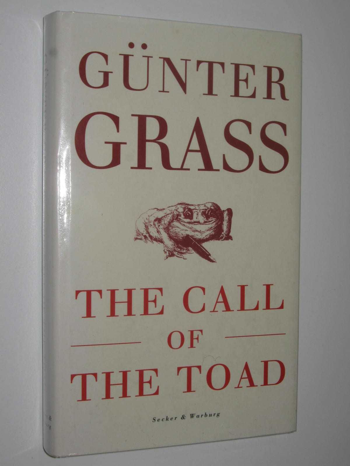 Image for The Call of the Toad