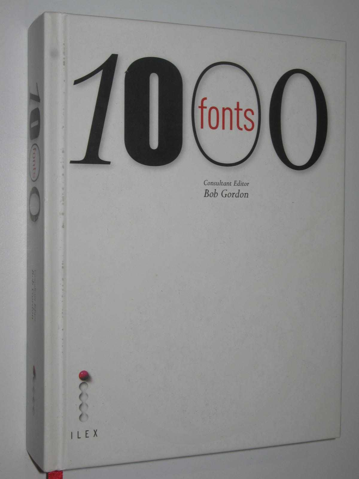 Image for 1000 Fonts