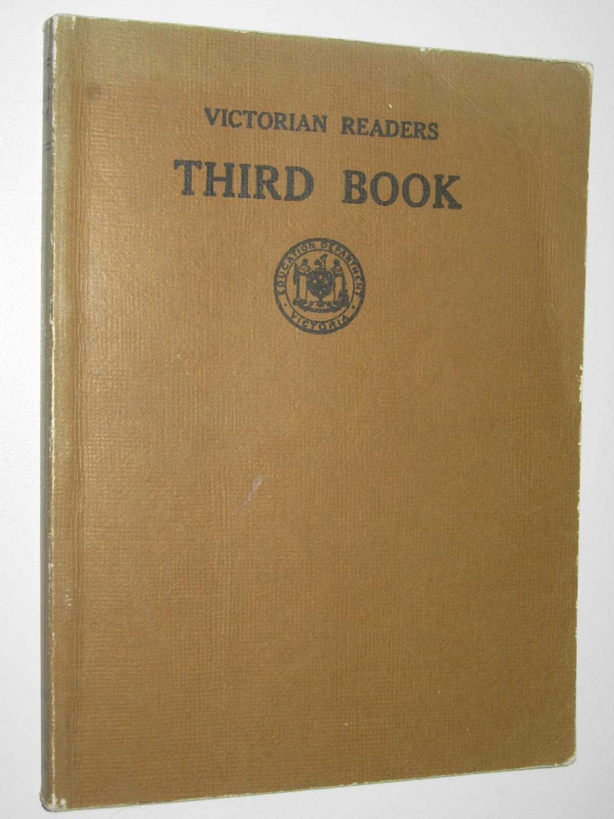 Image for Victorian Readers Third Book