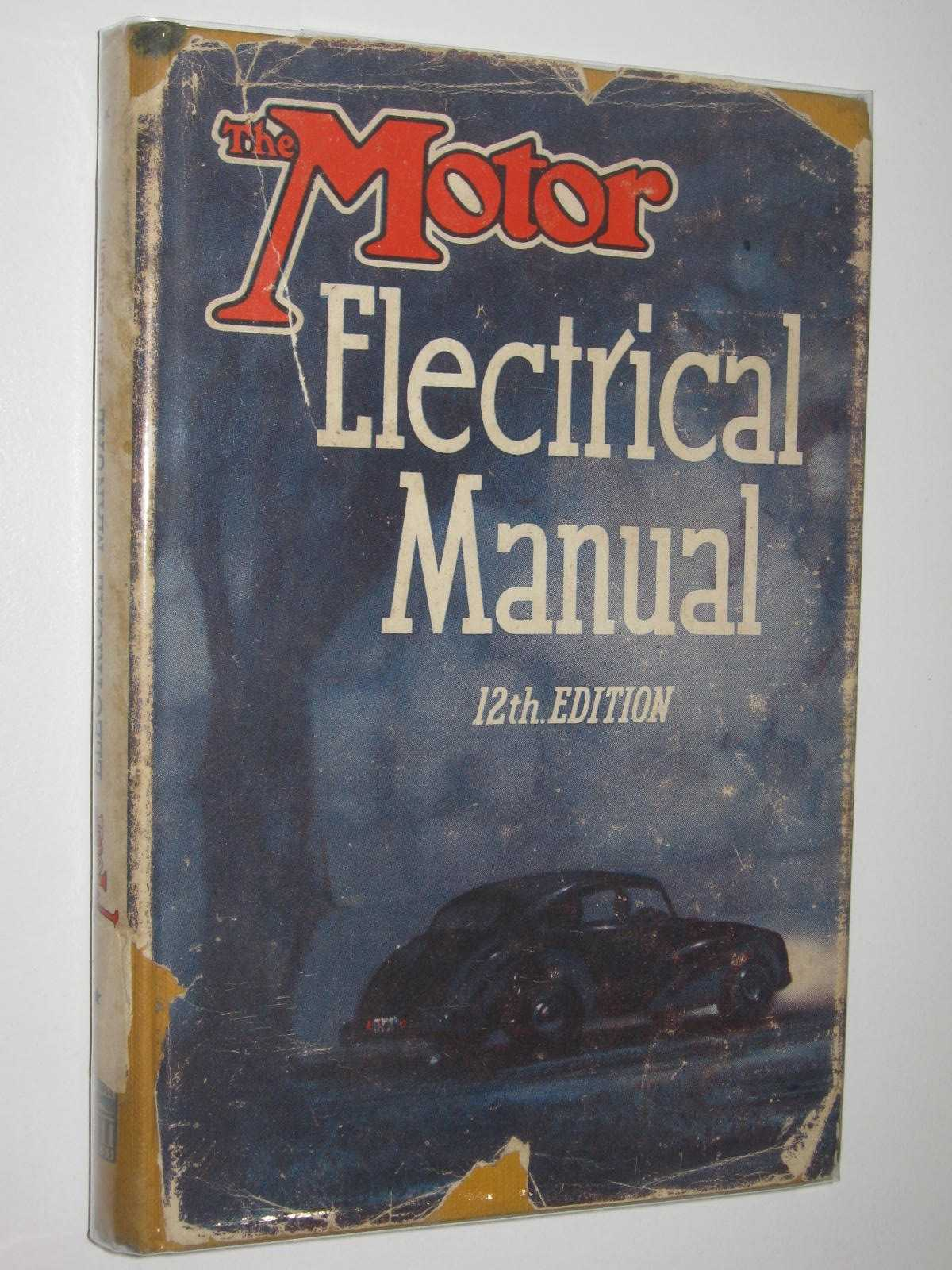 Image for The Motor Electrical Manual
