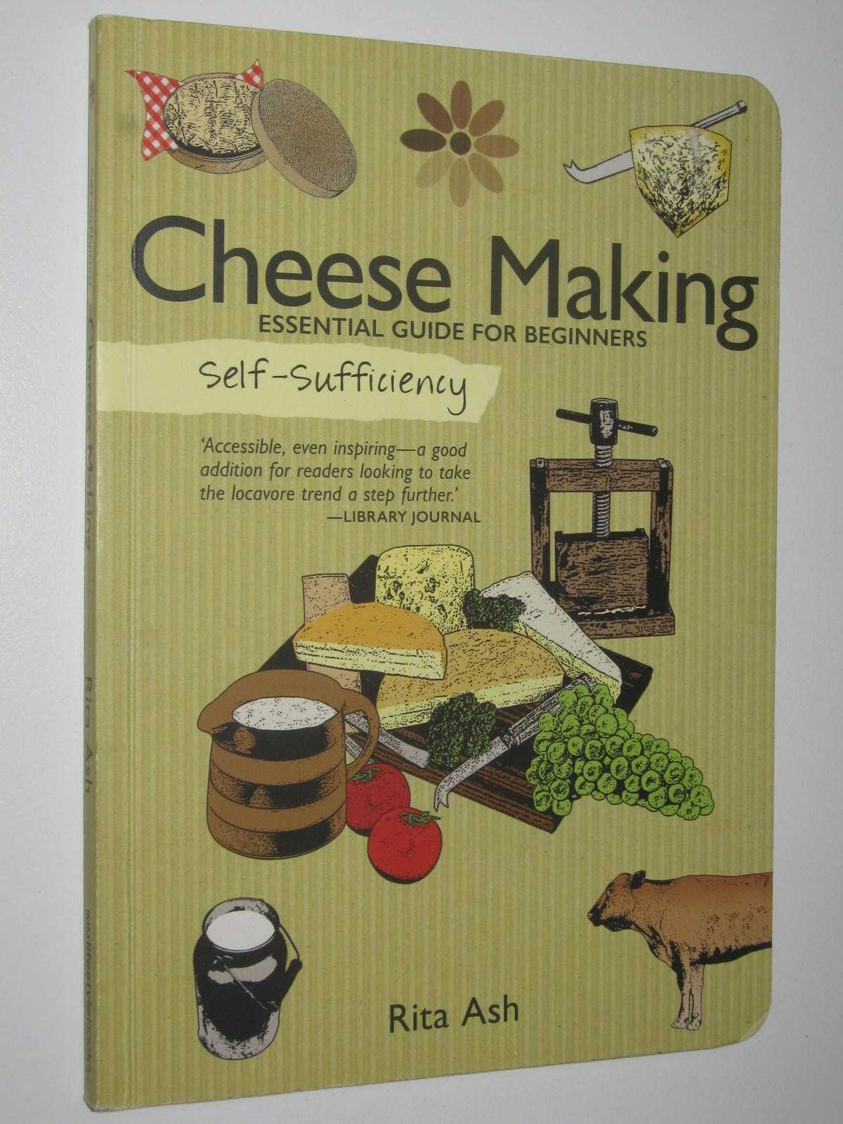 Image for Self-Sufficiency Cheese Making : Essential Guide for Beginners