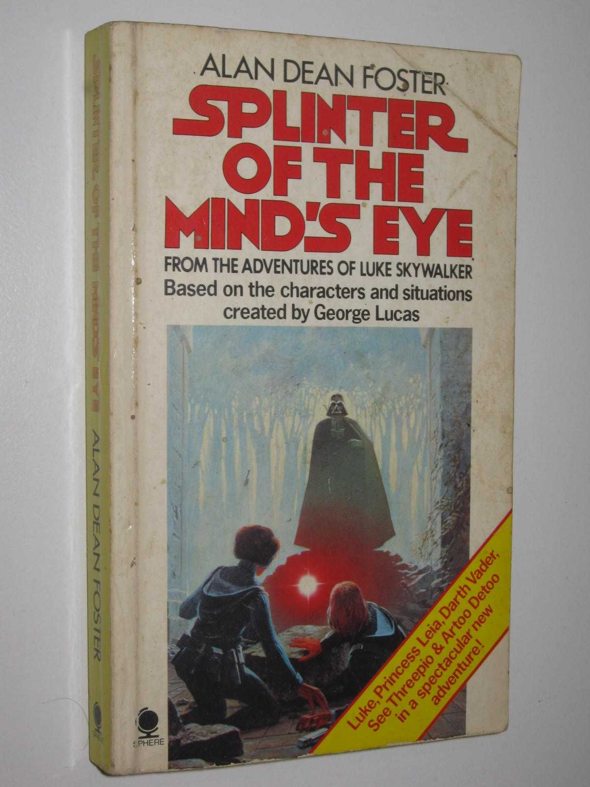 Image for Splinter of the Mind's Eye : From the Adventures of Luke Skywalker