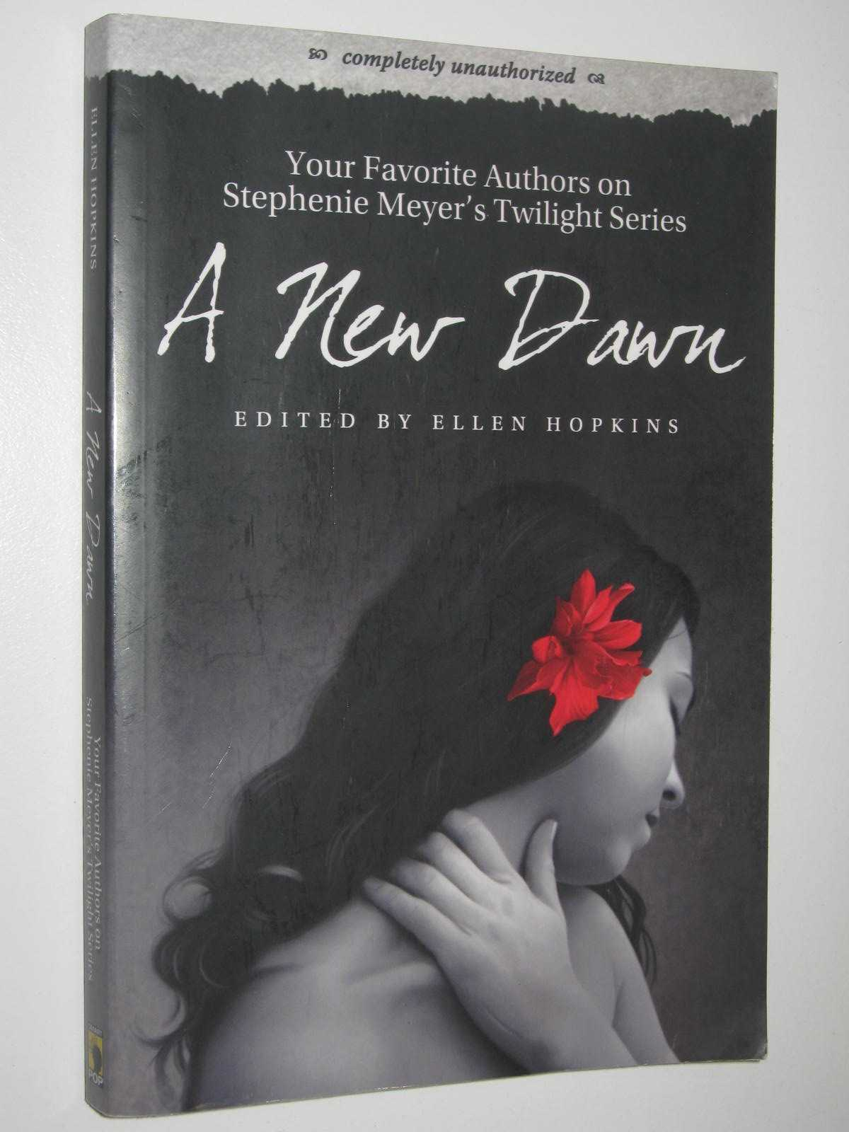 Image for A New Dawn : Your Favourite Authors On Stephenie Meyer's Twilight Series
