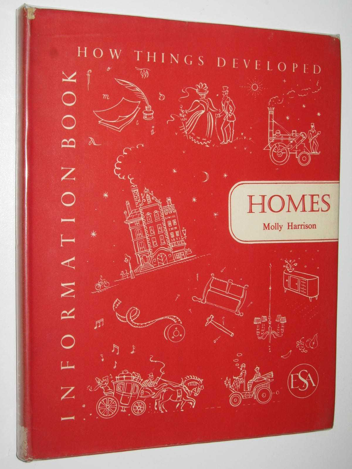 Image for Homes - How Things Developed Series