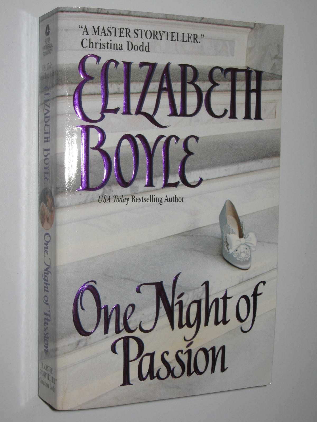 Image for One Night Of Passion