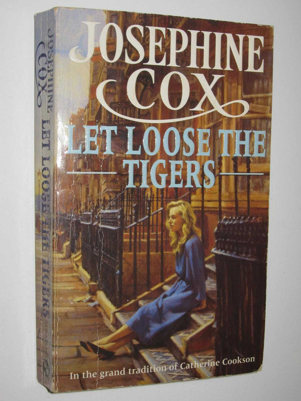 Image for Let Loose The Tigers - Queenie's Story Series #2