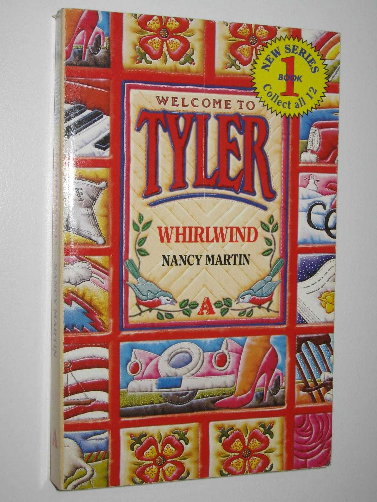 Image for Whirlwind - Tyler Series #1