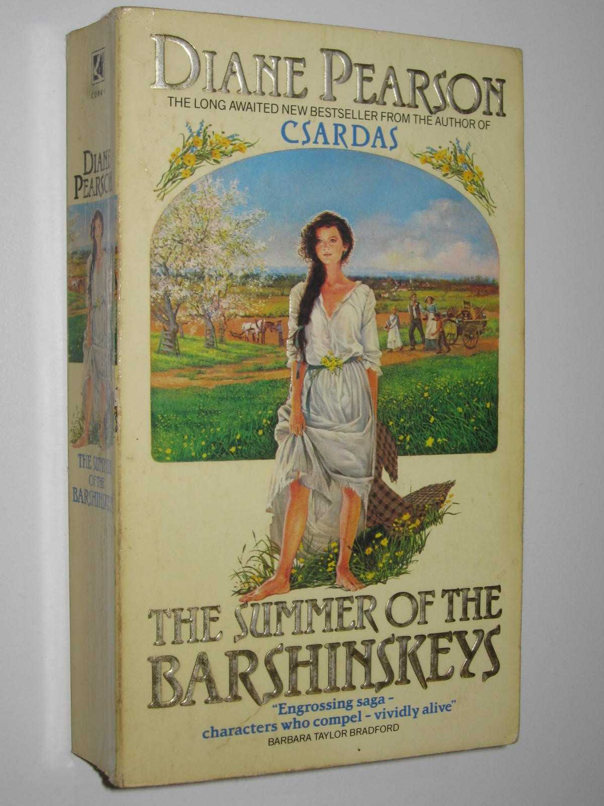 Image for The Summer of the Barshinskeys